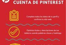 Pinterest / Infografías acerca de la gestión de #Pinterest