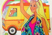Barbie y otras maniquís vintage