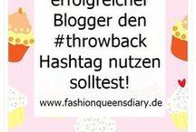 Blogger Kolumnen / Kolumnen über die Spezies Blogger - Satire - Beiträge, die zum Nachdenken (und besser machen) anregen...
