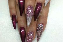 Stiletto Nails / Idee per unghie a stiletto!