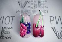 Nails fruits / Idee nail art frutta fresca!