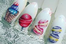 Nails sweet & cake / Dolci in forno!