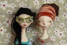 dolls / by umla umla