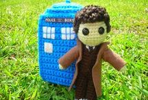 Geek, Sci-Fi & Fantasy Crochet Amigurumis / Crochet and amigurumi Geek, Sci-Fi & Fantasy characters