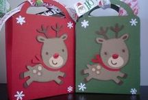 Christmas Craft Ideas / This is a general board filled with crafts and home decor items for Christmas.  / by Angela Nadeau-Stancil