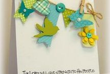 card ideas / by Joella Whitley
