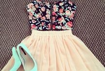 My imaginary wardrobe!!! 🎀👗👠 / by Kendal Plunkett