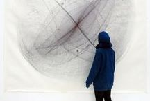 installations & textures: amazing spaces and objects!