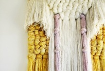 // Tissu // Textile // / by Mélanie Hervé