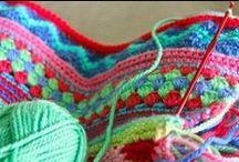 Crochet / by Laura Ruetten