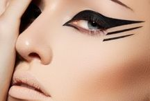 EYELINER / The best eyeliner looks through the years. / by Haute Curvy Woman