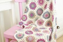 Crochet / Des tutos ou simples idées d'inspiration au crochet Patterns or Ideas to crochet