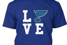 Bleeding Blue!! / For all those St. Louis Blues Fans!