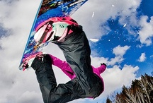 Snowboarding / by Andelin Kohler