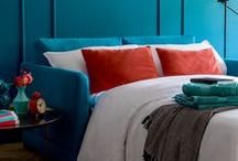 Practical & Stylish Sofa Beds / Shopping for a sofabed for your guestroom or living room? There are smart sofabeds that are not only functional but comfy and cosy too.
