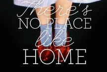 Welcome Home / by Traceydiane Eisenberg