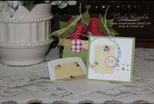 2013-14 Stampin' Up! Annual Catalog / by Nicole Kowalk