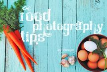 Food photography and styling / How to style food for photographing.