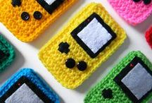 Crochet Games / All sorts of games made out of crochet