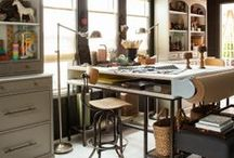 Office-Craft-Studio / by Kristin Molen