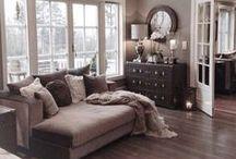 D E C O R  |  L I V I N G  S P A C E / Ideas for the home