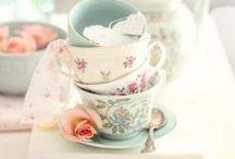 T E A  F O R  T W O / Tea Obsession