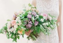Pastel Bouquets / Scenemakers inspiration board of pastel bridal bouquets #weddingflowers #pastelbouquets #bouquet #bridalbouquet