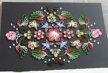 Quilling- Abstract Art / by LuAnn Roosa
