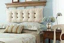 Shabby Chic Bedroom / #shabby #chic bedroom is a board of my redecorating ideas for our bedroom