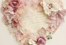 Shabby in General / SHABBY CHIC! Just general ideas, things, images I like that express or add to a shabby chic decor.