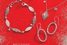 2015 Holiday Collection / The holiday season is our favorite time of year because it's the perfect time to share the gift of Silpada. The 2015 Holiday Collection allows you to do just that! / by Silpada Designs