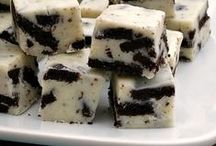 Recipes: Candy / Recipes for fudge, caramels, mints, bark, truffles, taffy and other candies.