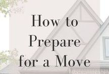 Tips for Moving House / Make the process of moving house easier and quicker with these great tips. Whether moving house with children, pets, or just moving into your first home, find all of the moving house advice that you could need.