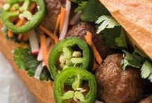 Recipes: Sandwiches, Burgers and Wraps /  Recipes for sandwiches, burgers, wraps and similar foods.