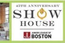 Boston Junior League Show House 2016, The Nathaniel Allen House, West Newton / A look inside the 45th annual Boston Junior League Show House.