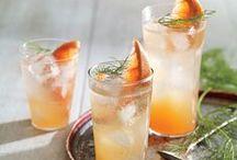 koktejly - limonády- mojito