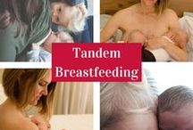 Tandem Breastfeeding / Breastfeeding Multiples, Nursing a Toddler and a Baby