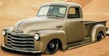 American Truck / Les pickups Américains classique par Madness US.