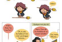 Mini B.D Harry  Potter
