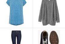 Outfity do školy / Oblečenie do školy. Hlavne na predstavu ☺