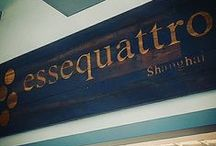 Essequattro Shanghai Decoration Trading Co. Ltd / Our Company Diary
