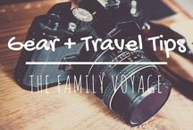 Gear & Travel Tips / Find all the best travel gear recommendations and travel tips from around pinterest! You'll find information on the best luggage for travel, how to pack light, budget travel, solo travel, family travel with kids, travel apps and more.