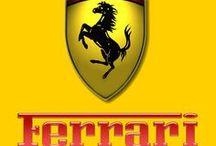auta - Ferrari