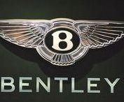 auta - Bentley