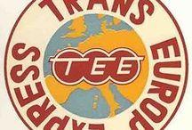 vlaky - fenomén TEE