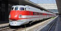vlaky - vysokorychlostní doprava