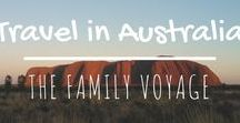Travel in Australia / When you're planning a trip to Australia, look here for all the best Australia itineraries and places to go in Australia. #travel #australia