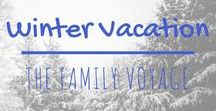 Winter Vacation Travel Ideas / Wondering where to go this winter? Check out these great ideas for your trip! Enjoy minimal crowds and holiday magic with these great winter travel ideas. #travel #wintertravel #travelinspiration #europe #winter
