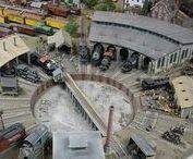 depo - modelová železnice