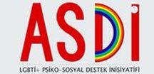 ASDİ Destek İnisiyatifi / Ayı Sözlük LGBTİ+ Psiko-Sosyal Destek İnisiyatifi
